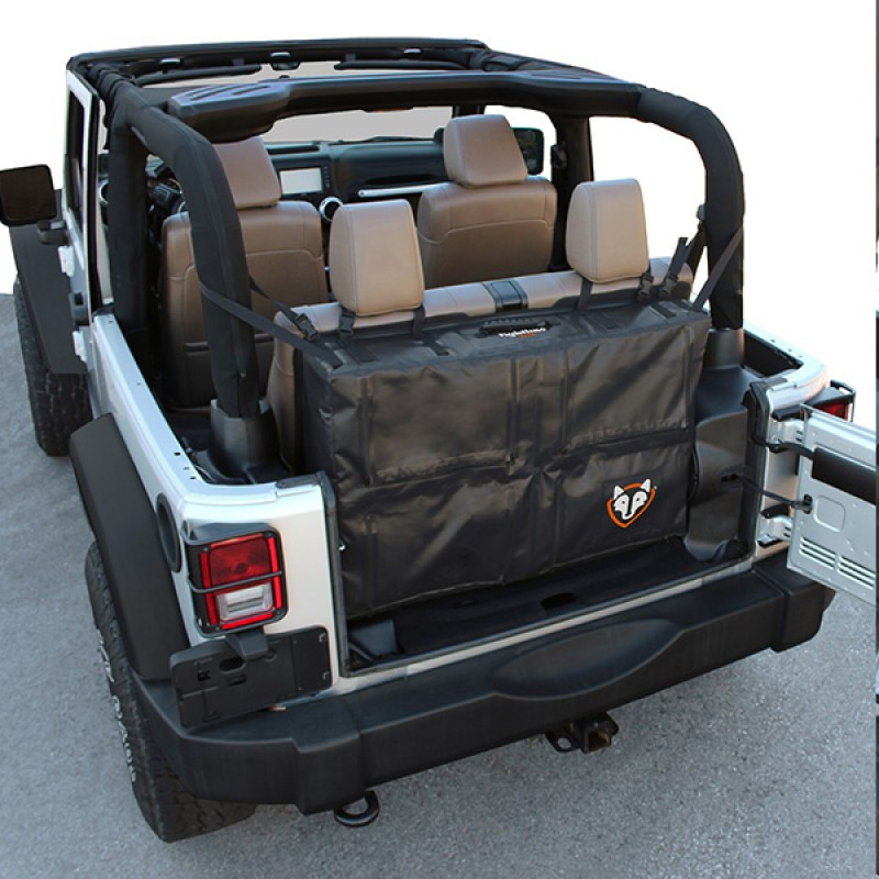 "Rightline Gear (Black) Trunk Storage Bag 36"" For 2007-18 Jeep Wrangler JK 2 Door & Unlimited 4 Door Models 100J72-B"