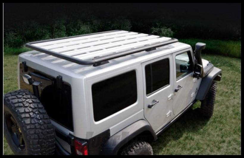 Just Jeeps Buy Aev Roof Rack For 2007 18 Jeep Wrangler