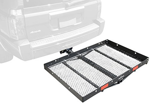 Just Jeeps Pro Series Sola Cargo Carrier With Optional