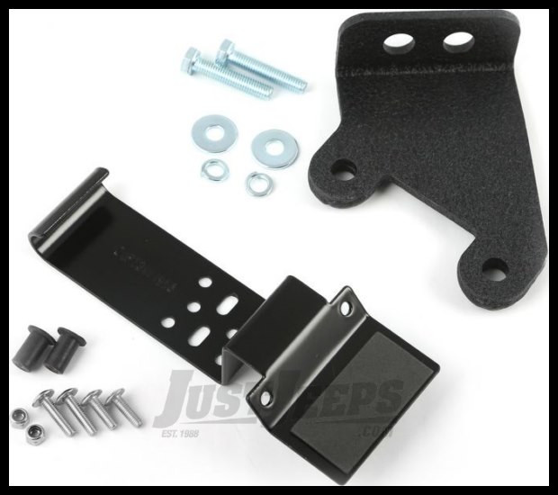 Just Jeeps Rugged Ridge Cb Radio Amp Antenna Mount Kit For