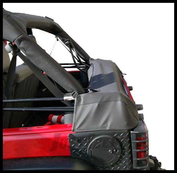 Rugged Ridge Soft Top Storage Boot Black Diamond 2007+ JK Wrangler, Rubicon 12104.50