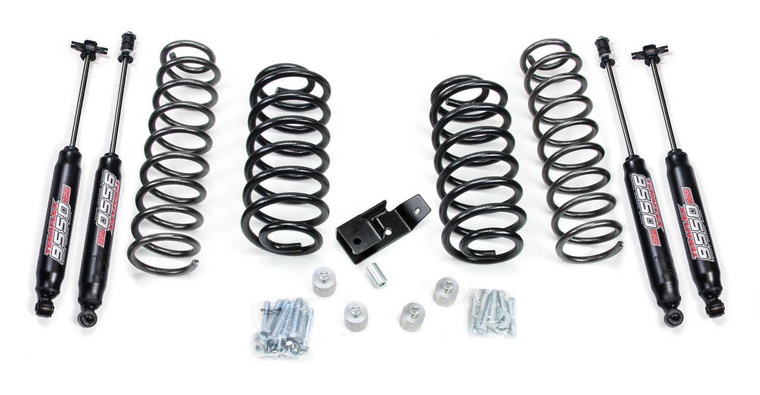 just jeeps buy teraflex 2 u0026quot  suspension lift kit with shocks for 1997