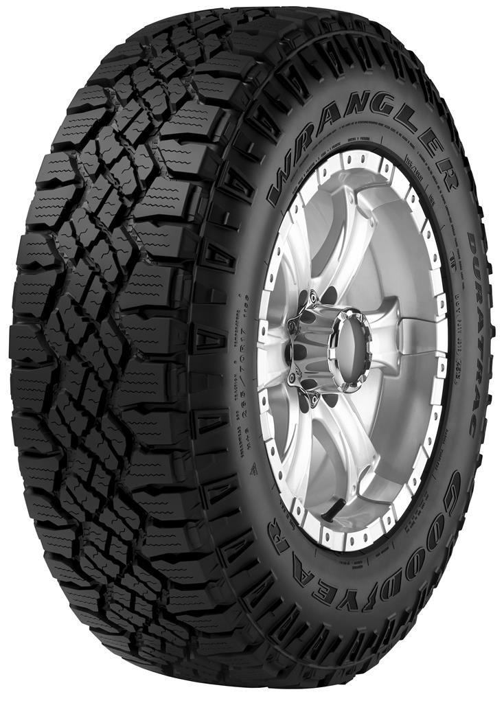 Goodyear Wrangler DuraTrac Tire P255/75R17 (32x11) SL 150684601
