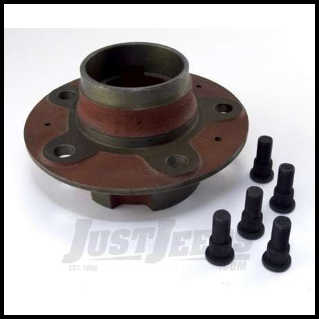 Omix-ADA Front Hub with Right Thread Studs for 1941-63 Jeep CJ Series & Willy MB