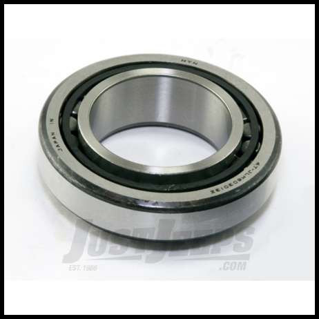 Omix-ADA Wheel Bearing Front  Bearing & Cup Only for 87-89 Jeep Wrangler YJ & 84-89 Cherokee XJ 16709.01