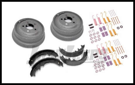 Omix-ADA Brake Kit For Rear Dana 44 With 10 X 2 5
