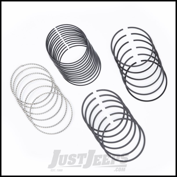 Just Jeeps Omix Ada Complete Engine Piston Ring Set For 2007 11 Jeep