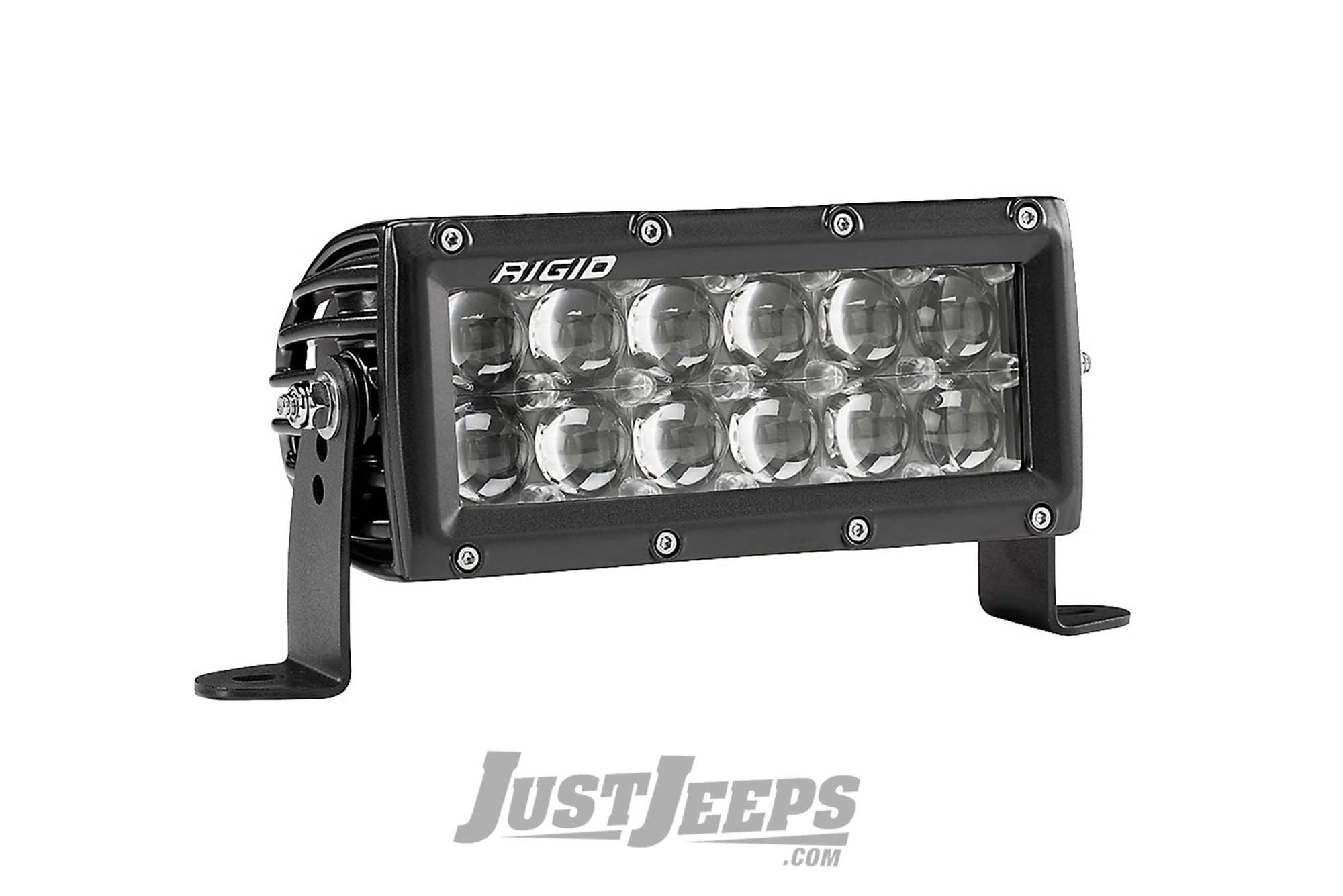 "Rigid Industries E-Series Pro 6"" Hyperspot Beam LED Light Bar For Universal Applications"