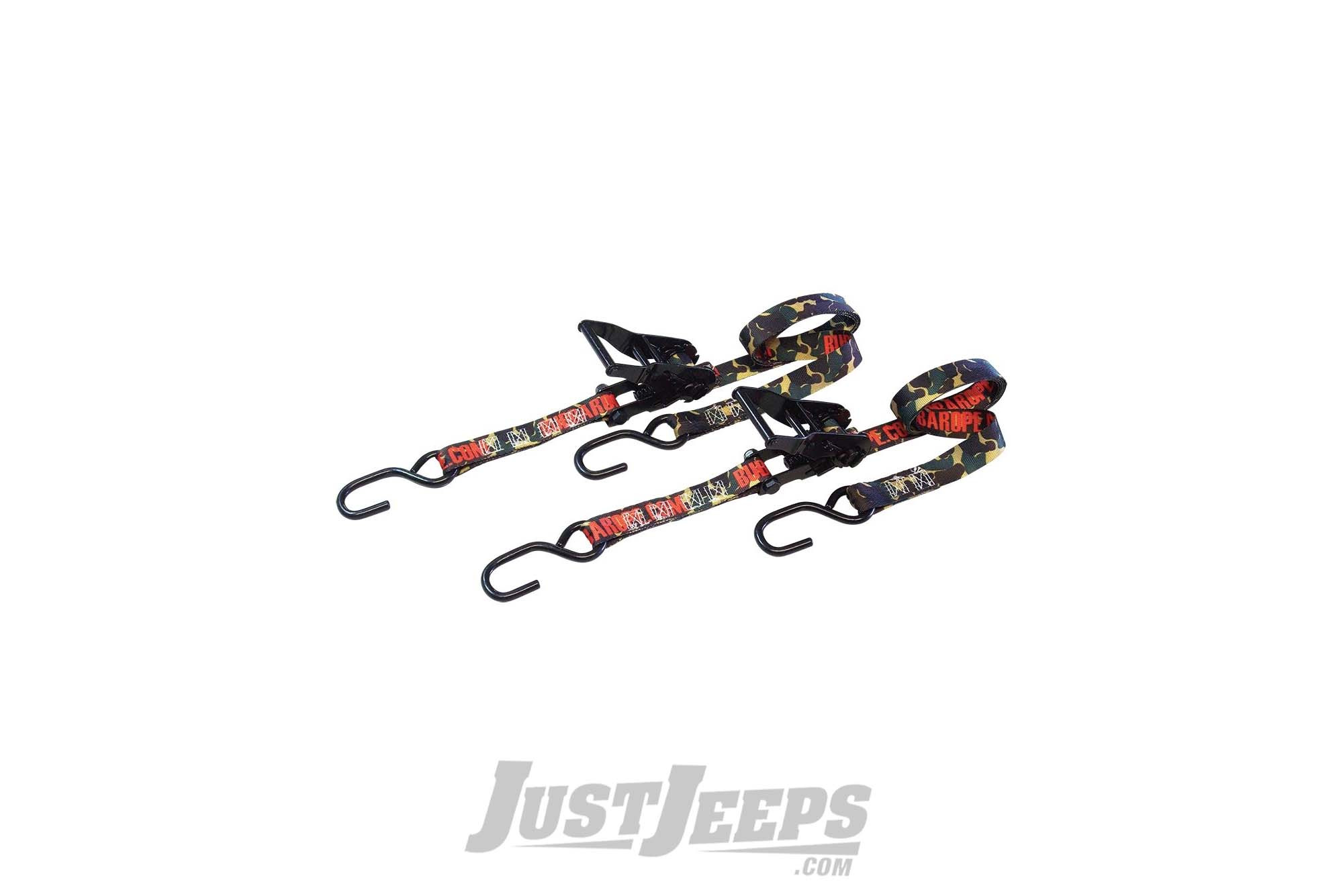 Bubba Rope 6' Ratchet Tie-Downs (1,760lbs)