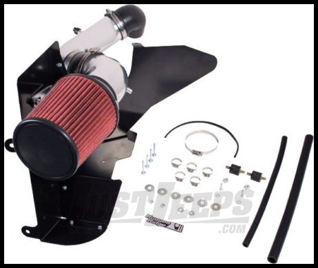 Rugged Ridge Cold Air Intake For 1991-95 Jeep Wrangler YJ 2 5L 4 cylinder  engine