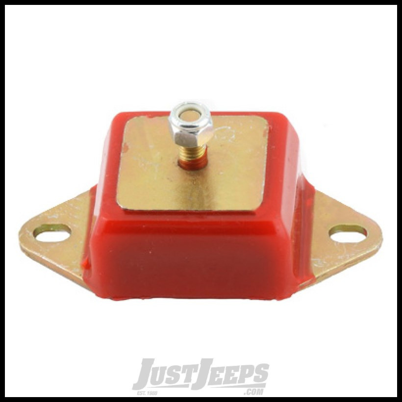 Just Jeeps Buy Energy Suspension Motor Mounts In Red For