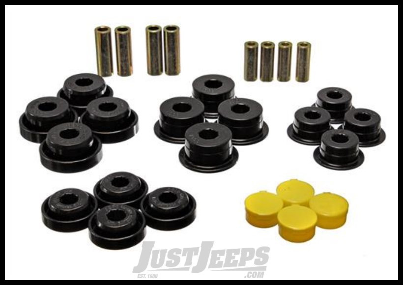 Just Jeeps Energy Suspension Rear Control Arm Bushings
