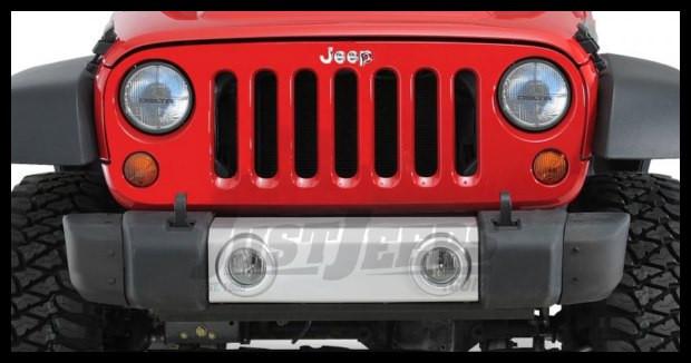 Vertically Driven Products Stubby End Cap Kit For 2007-18 Jeep Wrangler JK 2 Door & Unlimited 4 Door Models With Original Front Bumper 31550