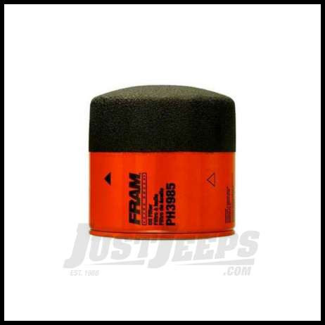 Omix-ADA Oil Filter For 1987-90 Jeep Wrangler YJ & Cherokee XJ With 2.5L, 4.2L & 4.0L 17436.07