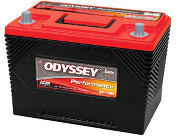 ODYSSEY Performance Series Batteries (792CCA) For 1997-2011 Jeep Wrangler JK 2 Door & Unlimited 4 Door Models/TJ/XJ