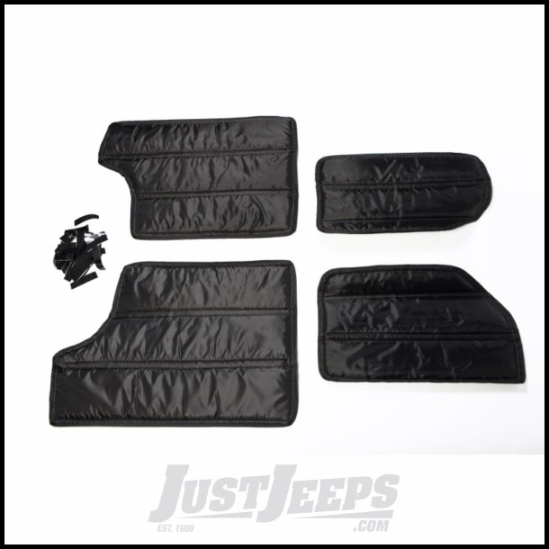 Outland Hardtop Headliner / Insulation Kit For 2011-18 Jeep Wrangler JK 2 Door Models