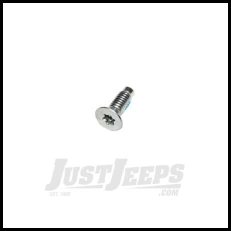 Just Jeeps Buy Omix Ada Windshield Hinge Screw For 1976 86