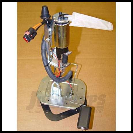 Just Jeeps Omix Ada Fuel Pump Amp Sending Unit Assembly For