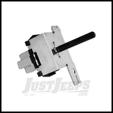 Omix-ADA Switch Heater Blower Motor For 1999-01 Jeep Wrangler TJ