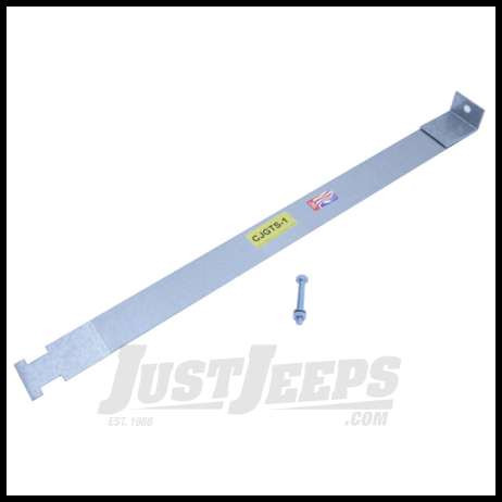 Omix-ADA Fuel Tank Strap Center For 1987-90 Jeep Wrangler YJ with 15 Gallon Tank 17739.02