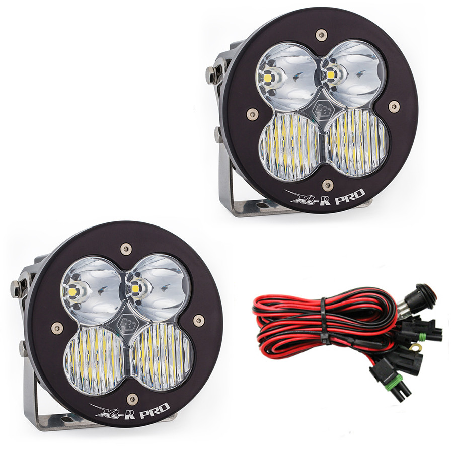Baja Designs XL-R Pro Driving/Combo LED Lights 537803
