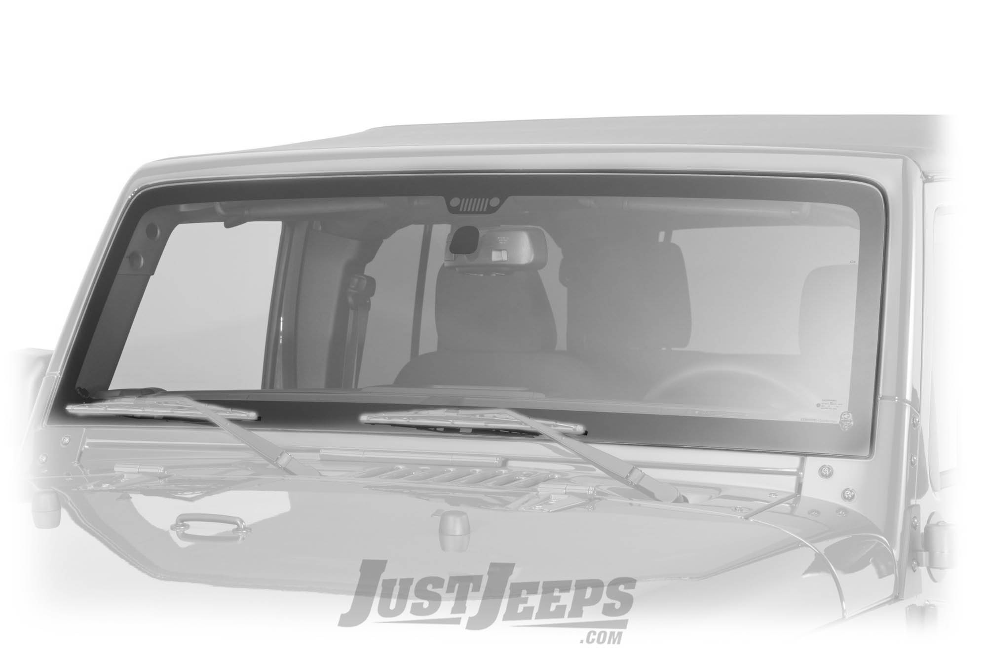 Just Jeeps Mopar Gorilla Glass For 2007 18 Jeep Wrangler