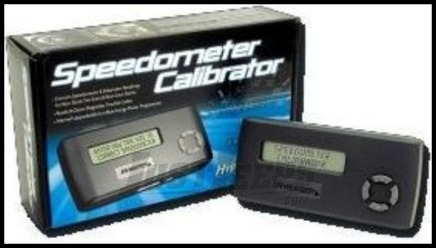 Hypertech Speedometer Calibrator For 2007-13 Various Jeep Models (See  Details)