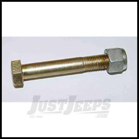 Omix-ADA Spring Bolt For 1960-75 Jeep CJ Series (Unthreaded Shackles) 18270.02