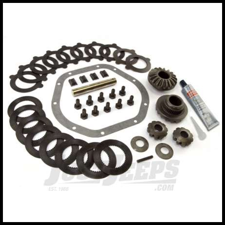 Omix Spider Gear Kit for Standard Differential with Dana 44 Rear For  1972-1975 CJ5, 1972-1975 CJ6, 1986 CJ7 (With Rear Disc Brakes)