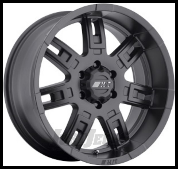 Just Jeeps Mickey Thompson Sidebiter Ii Cast Alloy Wheell
