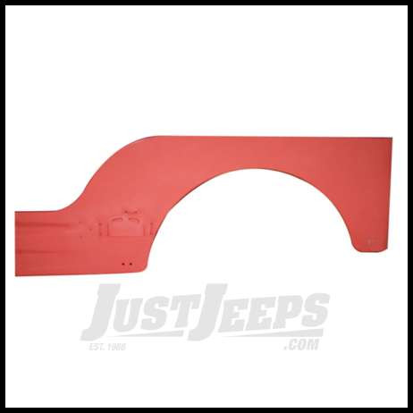 Just Jeeps Buy Omix Ada Side Panel With Ax Sheath Driver