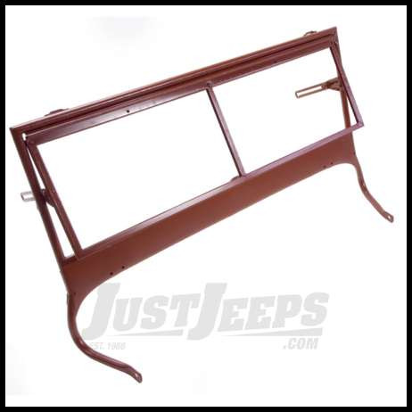 Just Jeeps Omix-Ada Windshield Frame Inner & Outer For 1941-45 Jeep ...
