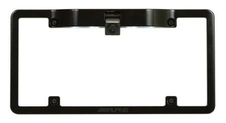 Alpine License Plate Mounting Kit KTX-C10LP