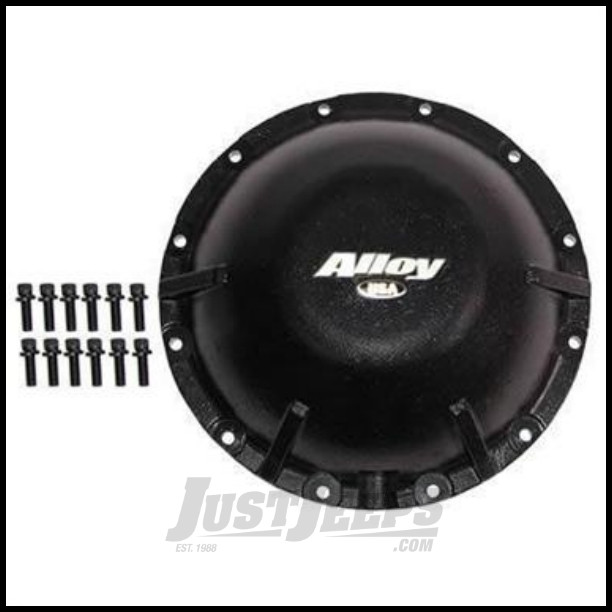 Just Jeeps Alloy Usa 3 8 Quot Cast Steel Differential Cover