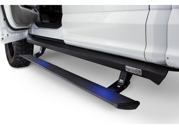 AMP Research XL Running Board (Black) For 2007-18 Jeep Wrangler JK 4 Door Models 77122-01A
