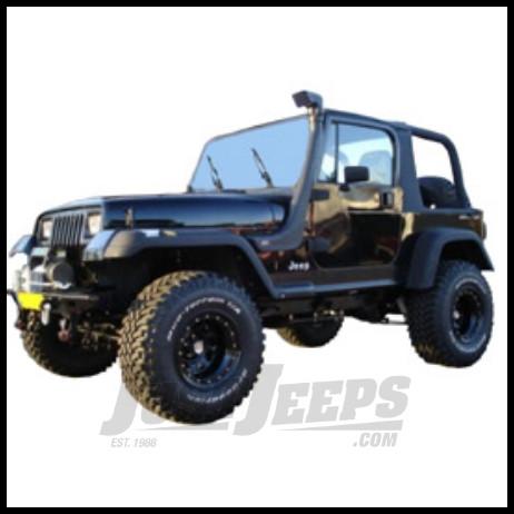 Just Jeeps ARB Safari Snorkel Kit For 1991 95 Jeep Wrangler YJ