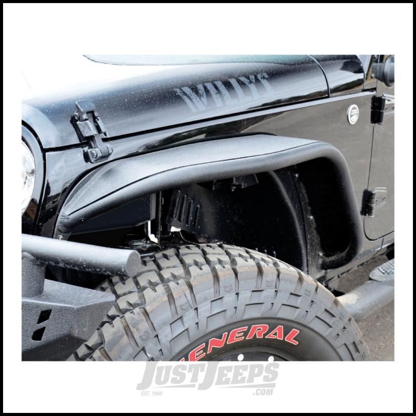 just jeeps buy aries automotive front tubular fender. Black Bedroom Furniture Sets. Home Design Ideas