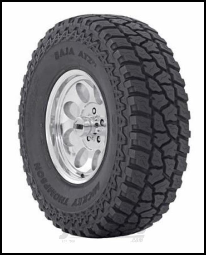 Just Jeeps Buy Mickey Thompson Baja Atzp3 Tire 33 X 12
