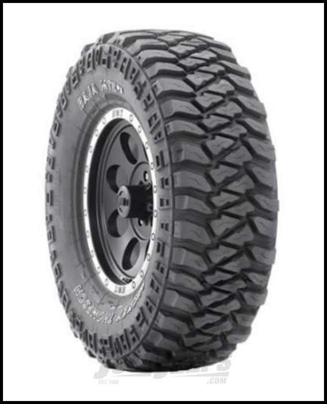 Just Jeeps Mickey Thompson Baja Mtzp3 Tire 33 X 12 50 X