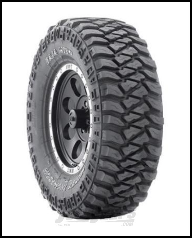 Just Jeeps Mickey Thompson Baja Mtzp3 Tire 35 X 11 50 X
