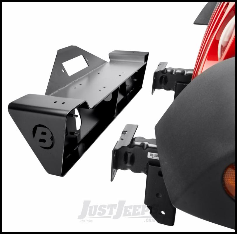 Just Jeeps Buy Bestop Highrock 4x4 Front Bumper Narrow