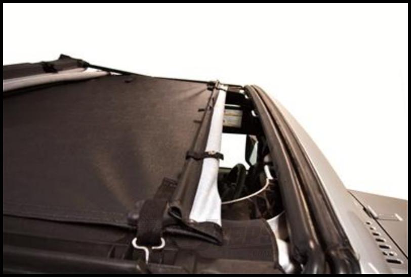 Just Jeeps Bestop Sun Bikini Targa Style Top In Black