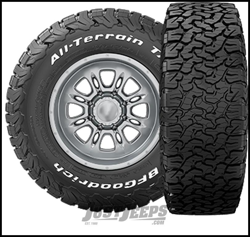 Just Jeeps Bf Goodrich All Terrain T A Ko2 Tire 35 X 12 50