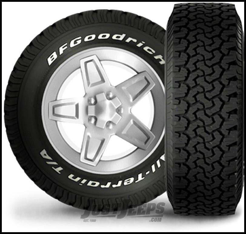 BF Goodrich All-Terrain T/A KO2 Tire 31 X 10.50 X 15
