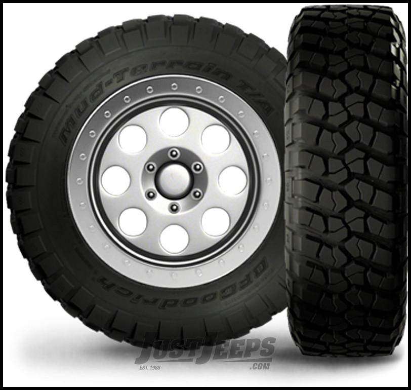 Just Jeeps Buy Bf Goodrich Mud Terrain T A Km2 Tire 245 X