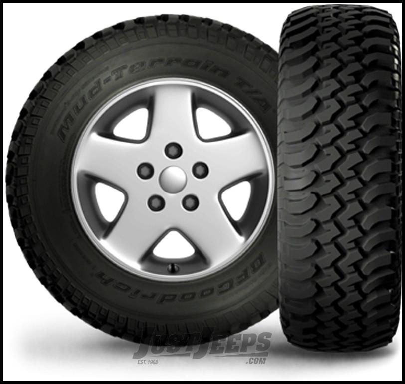 Just Jeeps Buy Bf Goodrich Mud Terrain T A Km Tire 255 X