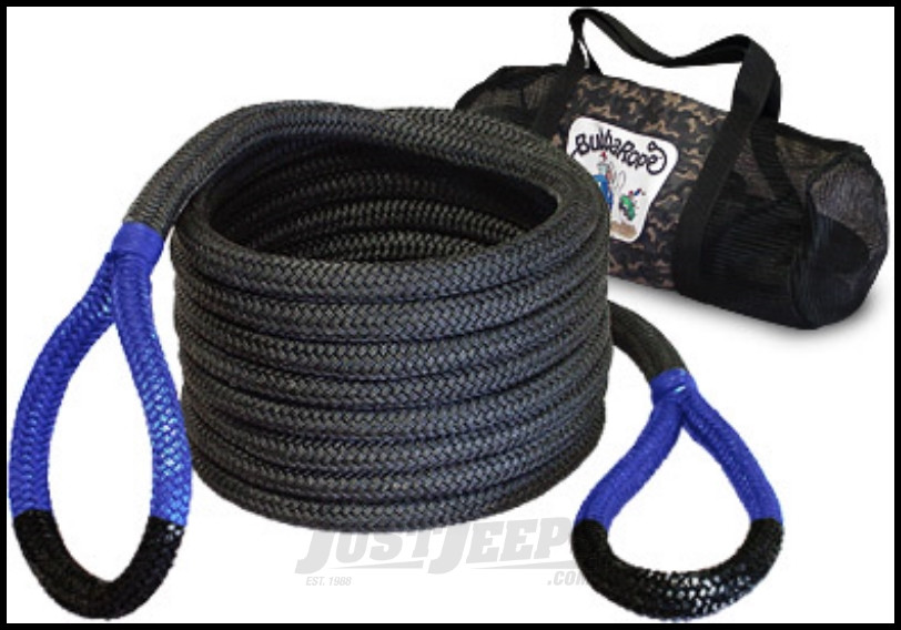 "Bubba Rope Standard Bubba 7/8"" x 20' Recovery Rope With A 28,600 lbs. Breaking Strength"