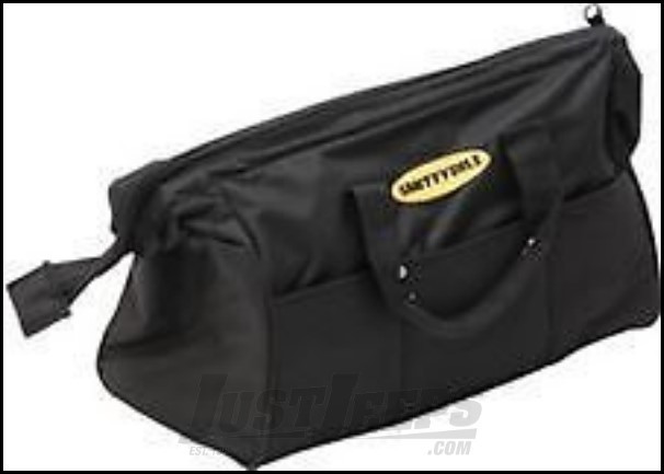 Just Jeeps Smittybilt Recovery Rope Storage Bag For 60 000