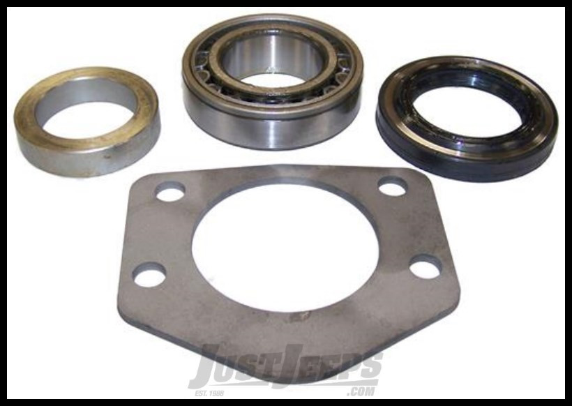 Crown Automotive Dana 44 Axle Shaft Bearing & Seal Kit For Jeep Wrangler  1997-06 TJ Non-Rubicon Models