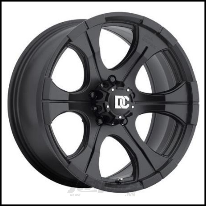 Just Jeeps Buy Dick Cepek Blackout Wheel 15x10 With 5 On 5